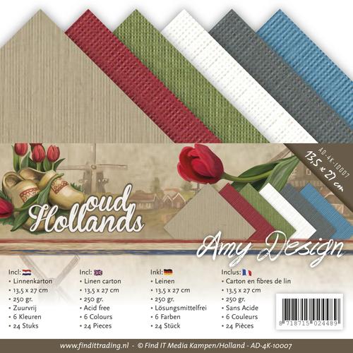 Linnenpakket - 4K - Amy Design - Oud Hollands