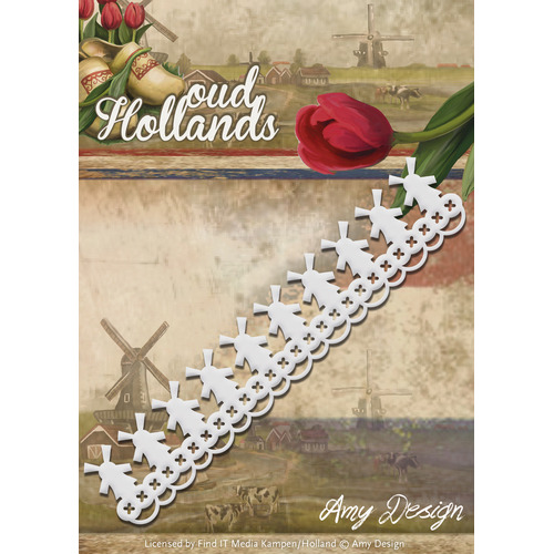 Die - Amy Design - Oud Hollands - Molenrand