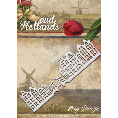 Die - Amy Design - Oud Hollands - Gevelrand