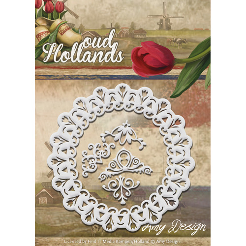 Die - Amy Design - Oud Hollands - Tulp Frame