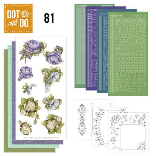 Dot and Do 81 - Floral Corner