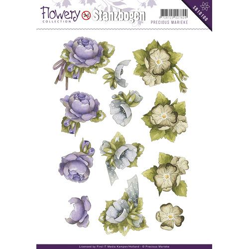 3D Pushout - Precious Marieke - Flowery