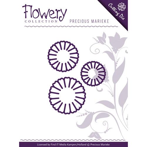 Die - Precious Marieke - Flowery - Daisy Trio