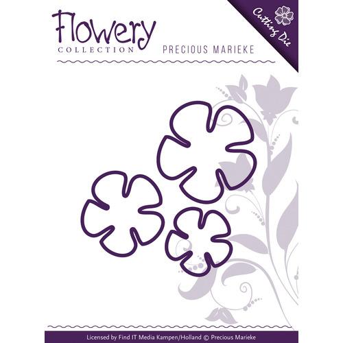 Die - Precious Marieke - Flowery - Buttercup Trio