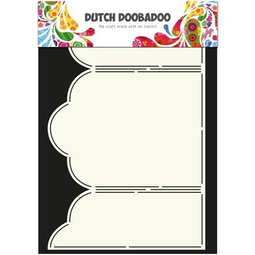 Dutch Doobadoo Dutch Card Art Stencil Triptech  A4 470.713.310