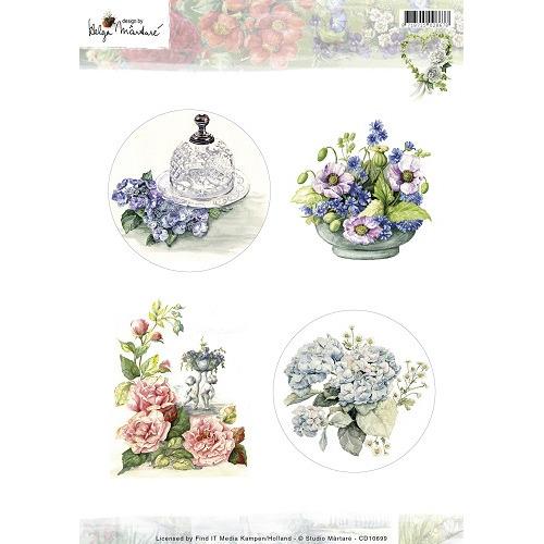 3D Knipvel - Helga Martare - Pictures - bloemen