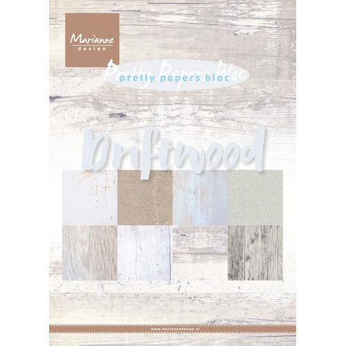 Marianne D Paper pad Driftwood PK9134 (New 06-16)