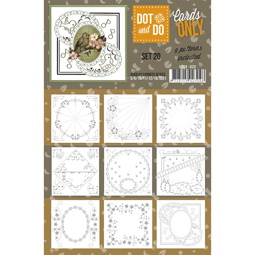 Dot & Do - Cards Only - Set 20