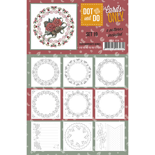 Dot & Do - Cards Only - Set 19