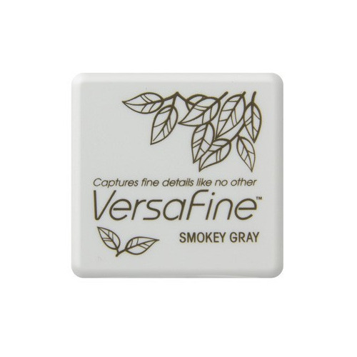 Versafine ink pads small Smoky Gray