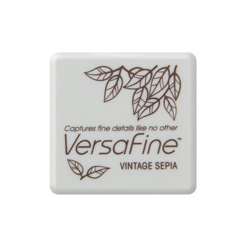 Versafine ink pads small Vintage sepia