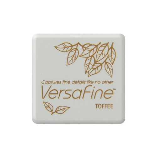 Versafine ink pads small Toffee