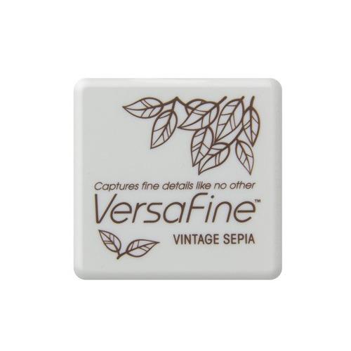 VersaFine klein Inkpad-Vintage Sepia