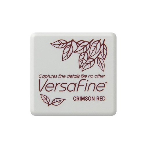 VersaFine klein Crimson Red