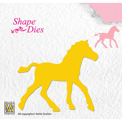 Shape Dies - Horse