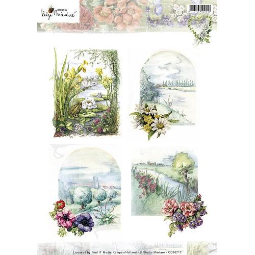 3D Knipvel - Studio Martare - Pictures - Lente bloemen