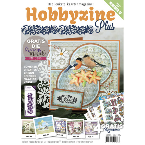 Hobbyzine Plus 12