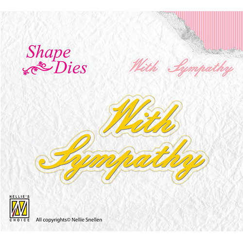 Shape Dies - With Sympathy