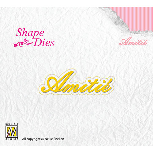 Shape Dies - Amitée