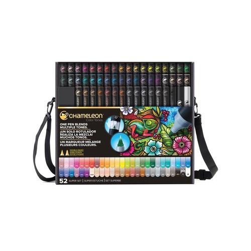 Chameleon 52-Pen Super Set