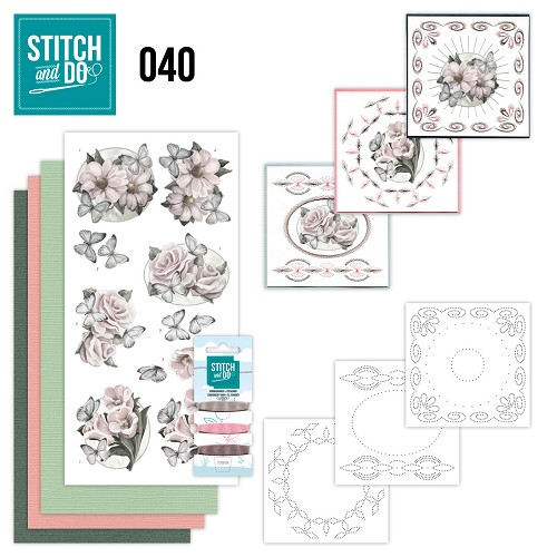 Stitch and Do 40 - Condoleance