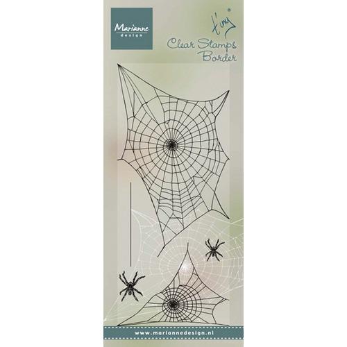Marianne D Stempel Tiny`s border - Spider web TC0841 (08-16)