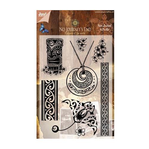 6410/0913 - Landen Thema - Landen Thema - NW Zeeland & Pacific I