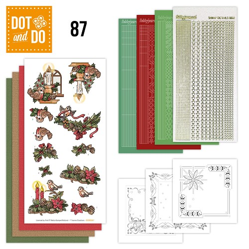 Dot and Do 87 - Kerstsfeer