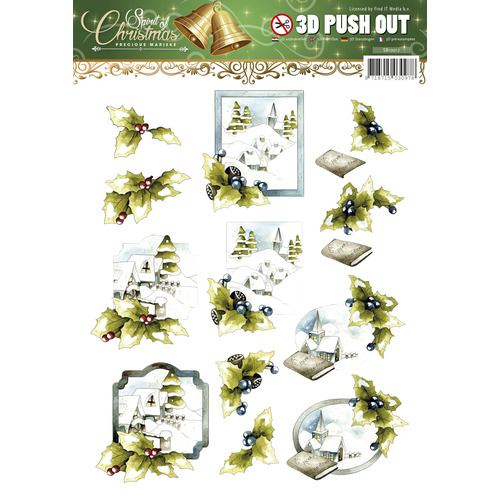 Pushout - Precious Marieke - Spirit of Christmas -