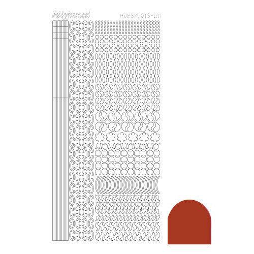 Hobbydots - Christmas Red