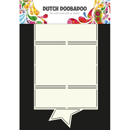 Dutch Doobadoo Dutch Card Art Ster A4 470.713.604 (08-16)