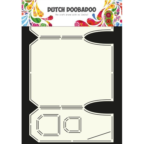 Dutch Doobadoo Dutch Card Art Jasje A4 470.713.605 (08-16)