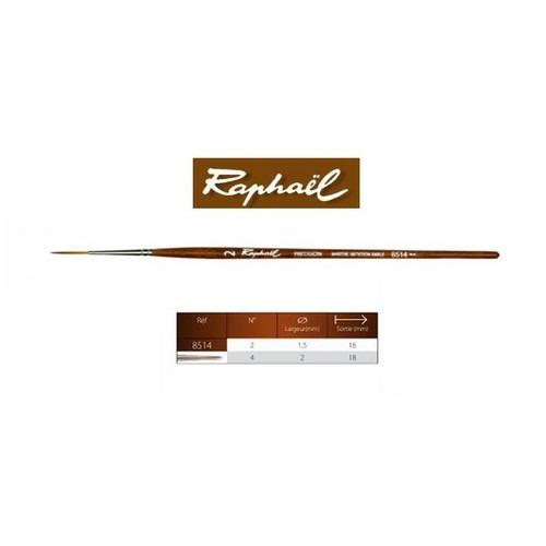 Raphaël Precision Aquarelverf penseel sleper 2 8514.2