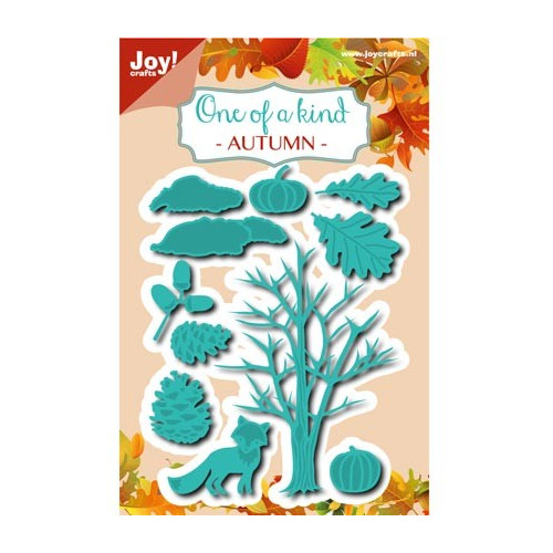 Cutting & Embossing - One of a kind Herfst