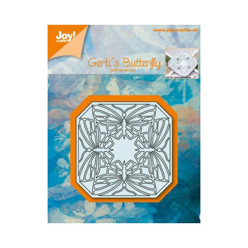 6002/0557 - Cutting - Gerti`s Vlinder