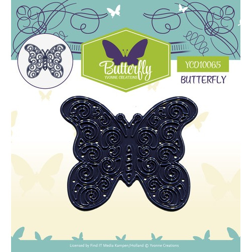 Die - Butterfly - Butterfly