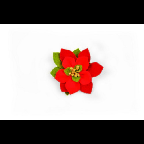 Sizzix Bigz Die - Build a bloom, Poinsettia 661294 Pete Hughes (08-16)