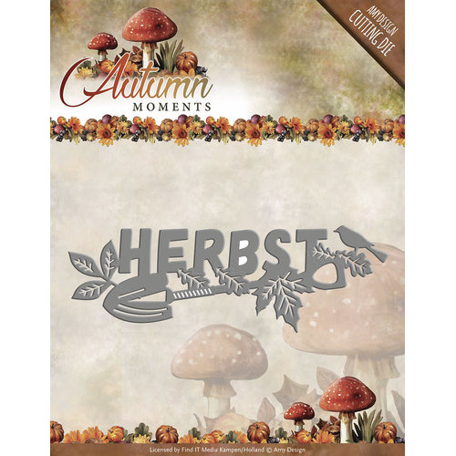 Die - Amy Design - Autumn Moments - Herbst