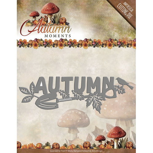 Die - Amy Design - Autumn Moments - Autumn