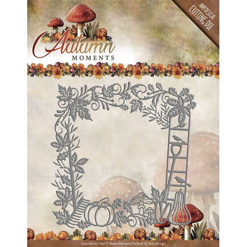 Die - Amy Design - Autumn Moments - Frame