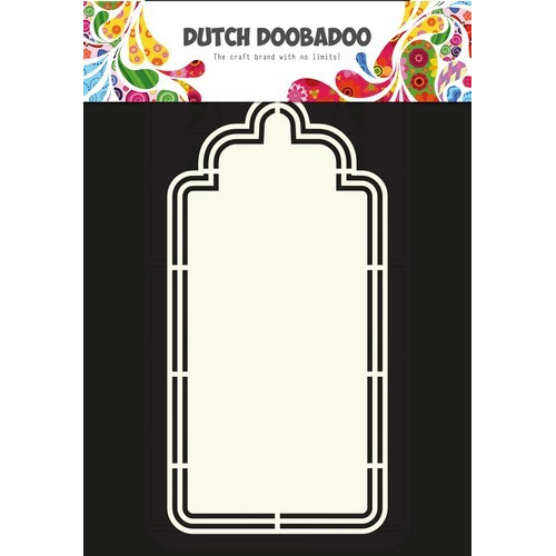 Dutch Doobadoo Dutch Shape Art frames label XL A4 470.713.138 (09-16)