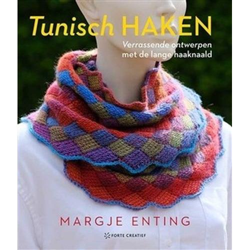 Forte Boek Tunisch haken (NL) Margje Enting (10-16)