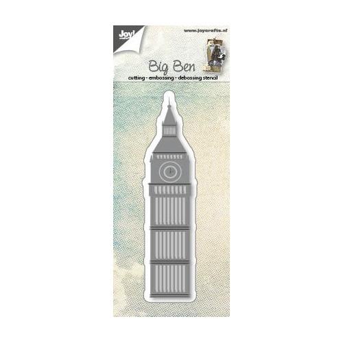 Joy! crafts - Die - Cutting, Embossing & Debossing - Big Ben London   103 x 22mm