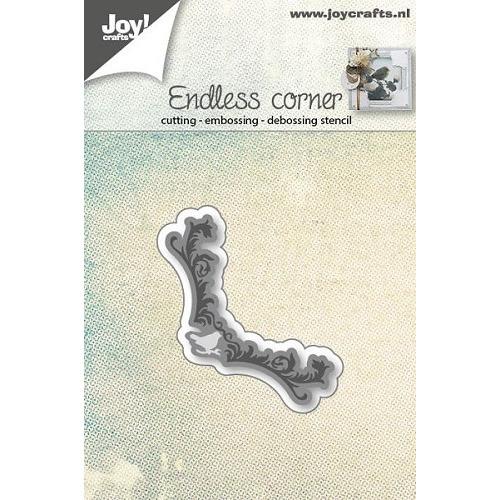 Joy! crafts - Die - Cutting, Embossing & Debossing - Endless corner with bird