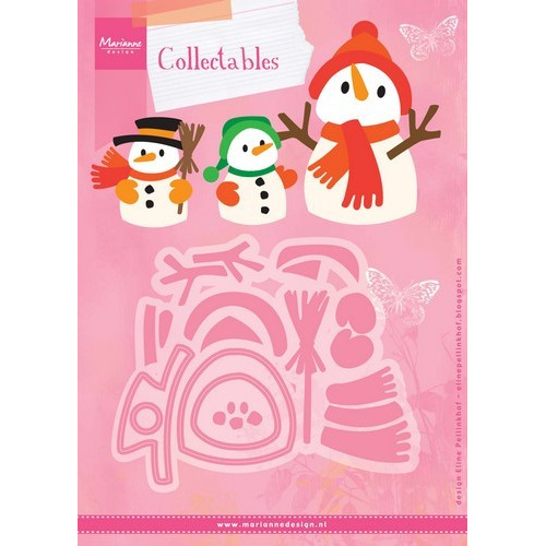Marianne D Collectable Eline`s Sneeuwpop COL1413 (10-16)