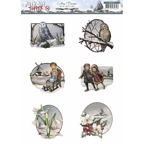 Topper - Amy Design - Wintertide