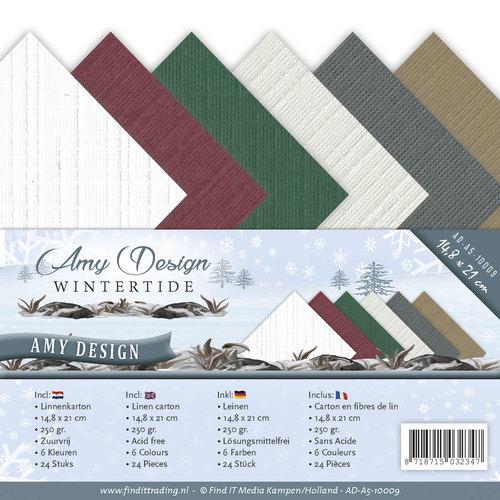 Linnenpakket - A5 - Amy Design - Wintertide