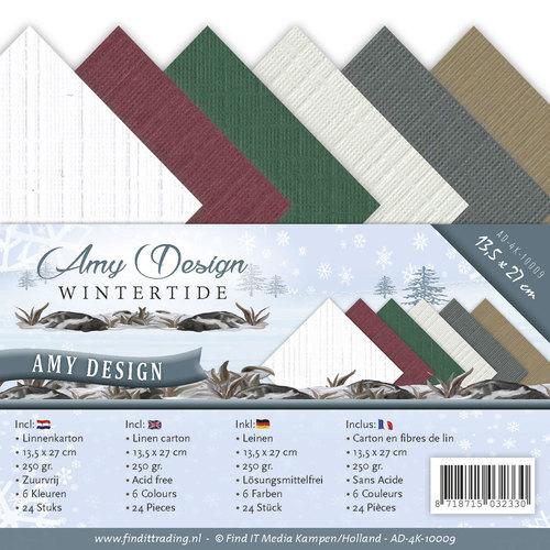 Linnenpakket - 4K - Amy Design - Wintertide