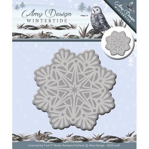 Die - Amy Design - Wintertide - Ice Crystal