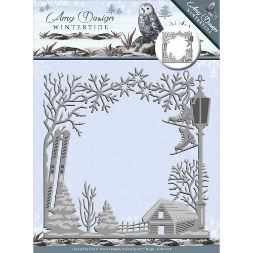 Die - Amy Design - Wintertide - Frame